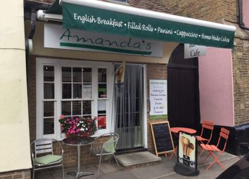 Thumbnail Restaurant/cafe for sale in High Street, Fulbourn, Cambridge