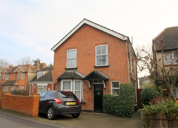 Thumbnail 3 bedroom detached house for sale in Thorpe Road, Staines-Upon-Thames, Surrey