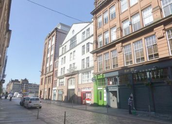Thumbnail 1 bedroom flat to rent in Candleriggs, City Centre, Glasgow