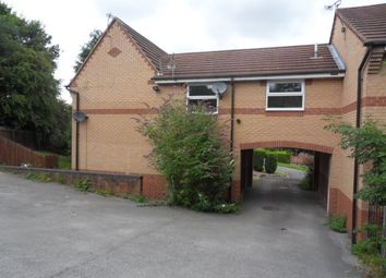 Thumbnail 1 bed flat for sale in Astcote Close, Heanor, Derbyshire