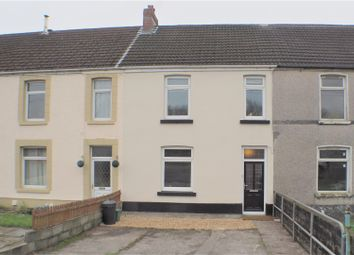 Thumbnail 4 bedroom terraced house for sale in Glasfryn Terrace, Gorseinon, Swansea
