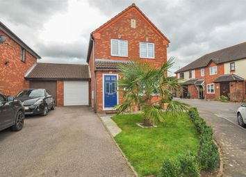 Thumbnail 3 bed detached house for sale in Elwood, Church Langley, Harlow, Essex