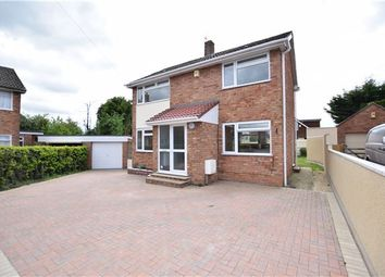 Thumbnail 3 bed detached house for sale in Cantell Grove, Bristol