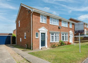 Thumbnail 3 bed semi-detached house for sale in Sandpiper Road, Whitstable, Kent