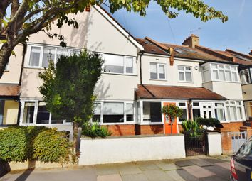 Thumbnail 4 bed terraced house to rent in Clonmel Road, Teddington