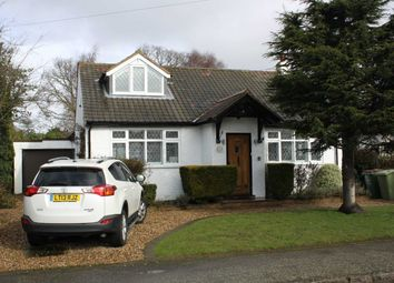 Thumbnail 4 bed detached bungalow to rent in Fairfield Road, Petts Wood, Orpington