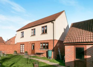 Thumbnail 4 bedroom detached house for sale in Highpath Way, Basingstoke