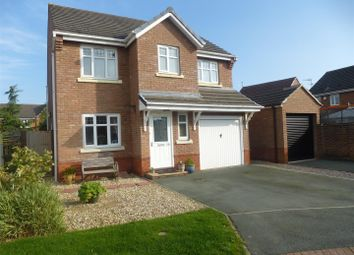 Thumbnail 4 bed detached house to rent in Hartwell Grove, Winsford