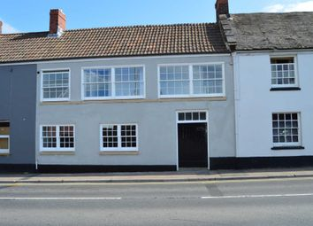 Thumbnail 3 bed terraced house for sale in East Street, Chard