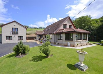 Thumbnail 4 bed detached house for sale in Woodside, Houndwood, Eyemouth