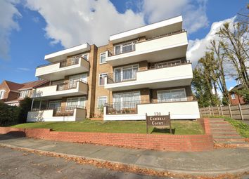 Thumbnail 1 bed flat for sale in Cambrai Court, Aldermans Hill, Palmers Green