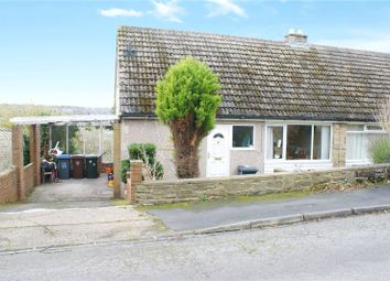 Thumbnail 2 bed semi-detached house to rent in Southlands Road, Riddlesden, Keighley, West Yorkshire