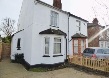 Thumbnail 3 bed semi-detached house to rent in Kingston Road, Leatherhead