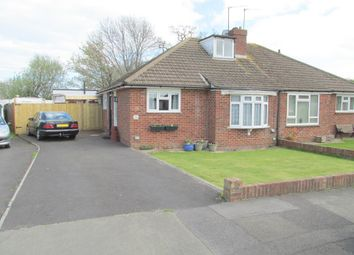 Thumbnail 4 bed bungalow for sale in Sandymount Close, North Bersted, Bognor Regis, West Sussex