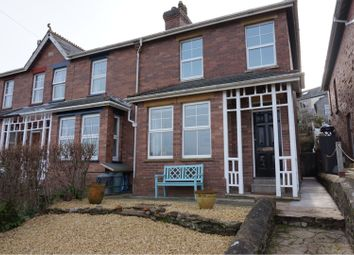 Thumbnail 2 bedroom end terrace house for sale in Townstal Road, Dartmouth