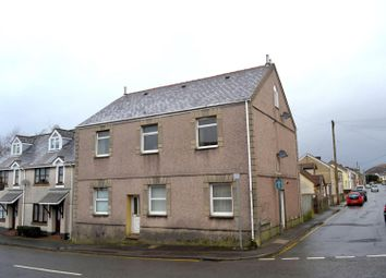 Thumbnail Block of flats for sale in St. Teilo Street, Pontarddulais, Swansea