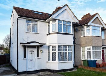 Thumbnail 4 bed semi-detached house to rent in Fisher Road, Harrow