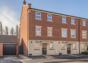 Thumbnail 3 bed end terrace house for sale in Coupland Road, Selby