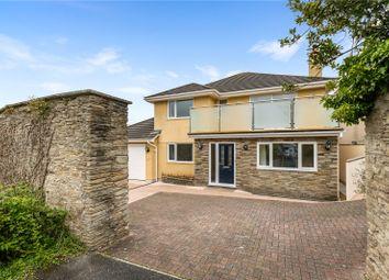 Thumbnail 5 bed detached house for sale in Manor Gardens, Kingsbridge, Devon