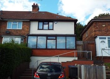 Thumbnail 3 bed property to rent in Hawkesyard Road, Erdington, Birmingham