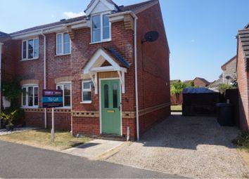Thumbnail 3 bed semi-detached house to rent in Bath Road, Bracebridge Heath, Lincoln