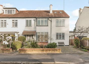 Thumbnail 4 bed semi-detached house for sale in Loseberry Road, Claygate, Esher