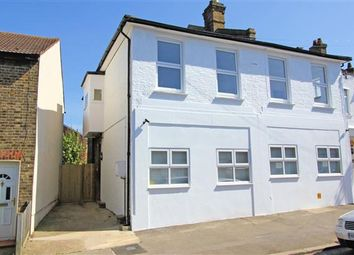Thumbnail 3 bed semi-detached house for sale in Station Approach, Sanderstead Road, Sanderstead, South Croydon