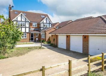 Thumbnail 5 bed detached house for sale in Merthen Grove, Tattenhoe, Milton Keynes
