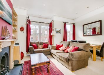 Thumbnail 3 bed flat to rent in St Dunstans Road, Hammersmith, London