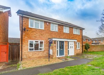 3 bed semi-detached house for sale in Yorktown Road, College Town, Sandhurst GU47