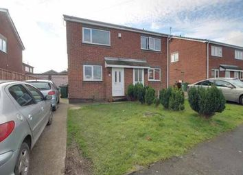 Thumbnail 2 bed semi-detached house for sale in Barnstone Vale, Wakefield, West Yorkshire