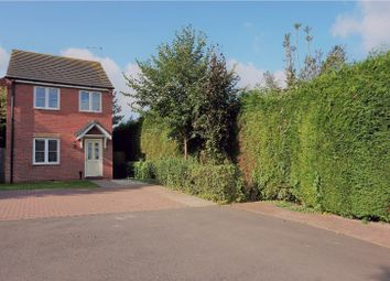 Thumbnail 3 bed detached house for sale in Brereton Road, Rugeley