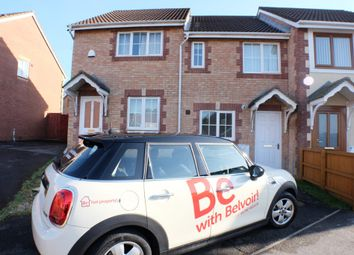 Thumbnail 2 bed terraced house to rent in Clos Ysgallen, Llansamlet, Swansea