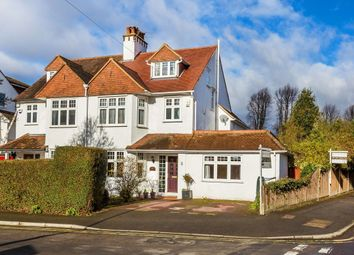Thumbnail 5 bed semi-detached house for sale in Devon Road, South Cheam, Sutton