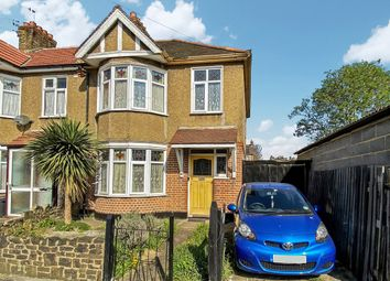Thumbnail 3 bed end terrace house for sale in Kent View Gardens, Seven Kings