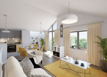 Thumbnail 2 bed flat for sale in Swallow Green, Bridgewater Road, Altrincham