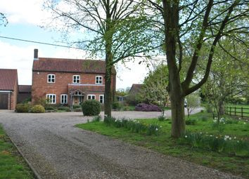 Thumbnail 4 bed detached house for sale in The Green, Witton, Norwich