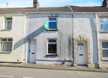 Thumbnail 2 bed terraced house for sale in Drummau Road, Skewen, Neath