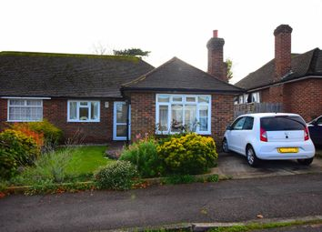 Thumbnail 3 bed semi-detached bungalow for sale in Grange Court Drive, Bexhill, East Sussex