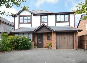 Thumbnail 5 bed detached house for sale in Branksome Hill Road, College Town, Sandhurst