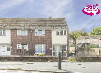 3 bed end terrace house for sale in Monnow Way, Bettws, Newport NP20