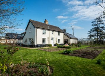 Thumbnail 5 bed farmhouse for sale in Thetford Road, South Lopham, Diss, Norfolk