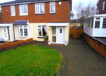 Thumbnail 2 bed semi-detached house to rent in Deltic, Tamworth