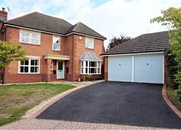 Thumbnail 4 bed detached house for sale in Vanguard Court, Sleaford