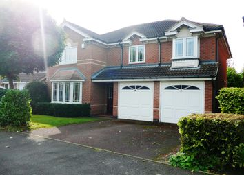 Thumbnail 5 bedroom detached house for sale in 12 Colwell Drive, Boulton Moor, Derby, Derbyshire