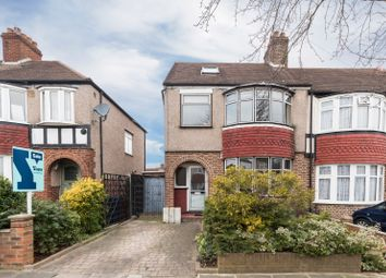 Thumbnail 4 bed end terrace house for sale in Ribblesdale Avenue, Northolt