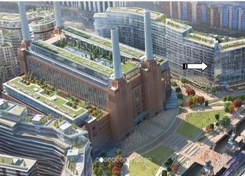 Thumbnail 1 bedroom flat for sale in Battersea Power Station, Fladgate House 1 Bed Apartment