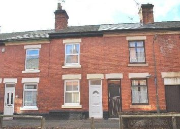 Thumbnail 2 bedroom terraced house to rent in Bakewell Street, Derby