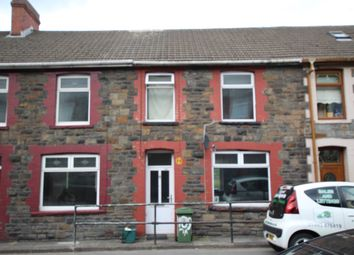 Thumbnail 3 bed terraced house to rent in Pentwyn Avenue, Penrhiwceiber, Mountain Ash