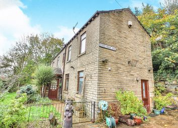 Thumbnail 4 bed detached house for sale in Steep Bank Side, Halifax